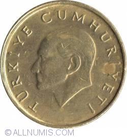 Image #2 of 25000 (25 Bin) Lira 2000
