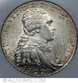 Image #1 of 2/3 Thaler (1 Gulden) 1792