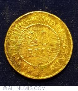 20 Reis 1897