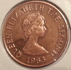 Imaginea #1 a 2 Pence 1983