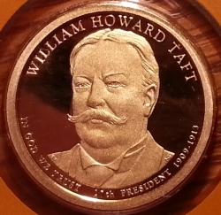 1 Dollar 2013 S - William Howard Taft