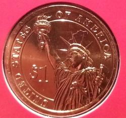 1 Dollar 2013 S - William McKinley