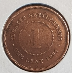 1 Cent 1904