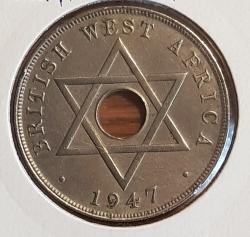 1 Penny 1947 KN