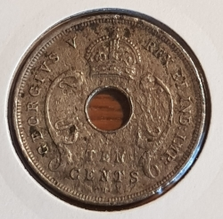 Image #2 of 10 Cents 1911 H