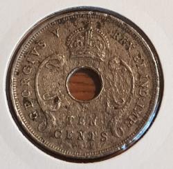 10 Cents 1911 H