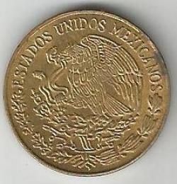 Imaginea #2 a 5 Centavos 1970