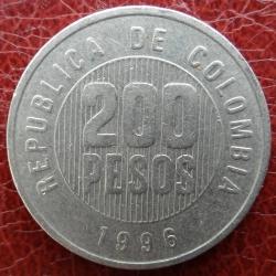 200 Pesos 1996