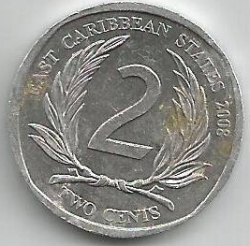 Image #1 of 2 Cents 2008