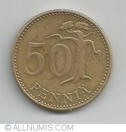Image #1 of 50 Pennia 1975