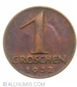 Image #2 of 1 Groschen 1932