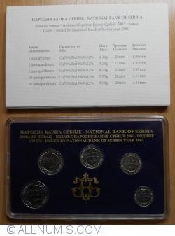 Mint Set 2003