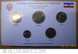 Image #2 of Mint Set 1965 (KM#43-47)
