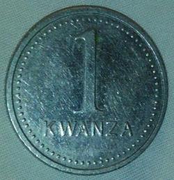 Image #1 of 1 Kwanza 1999