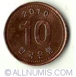10 Won 2010