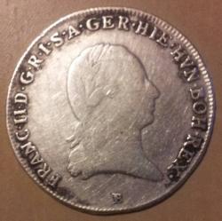 1/4 Kronenthaler 1797 B