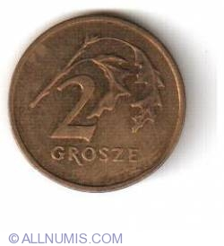 Image #1 of 2 Grosze 2001