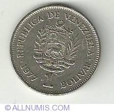 Imaginea #2 a 1 Bolivar 1977