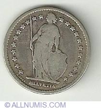 Image #1 of 1 Franc 1904
