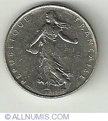 Imaginea #1 a 1 Franc 1972