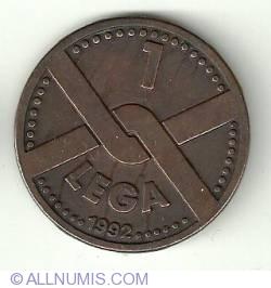 1 Lega 1992
