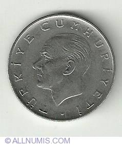 Imaginea #1 a 1 Lira 1971