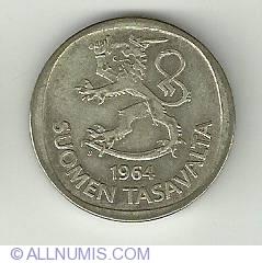 Image #1 of 1 Markka 1964