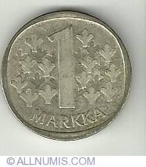 Image #2 of 1 Markka 1964