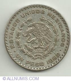 Imaginea #2 a 1 Peso 1962