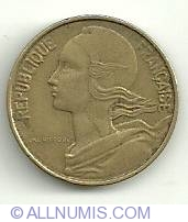 Image #1 of 10 Centimes 1962