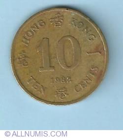 Imaginea #2 a 10 Cents 1982