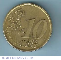 Image #1 of 10 Euro Cent 2000