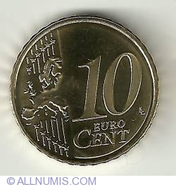 Image #2 of 10 Euro Cent  2011