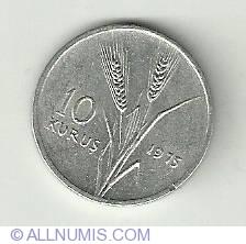 10 Kurus 1975