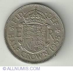 1/2 Crown 1958