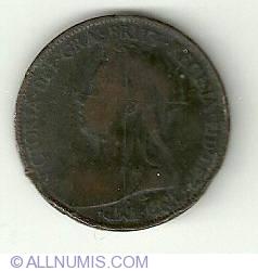 Halfpenny 1895