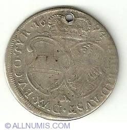 Image #2 of 15 Kreuzer 1694