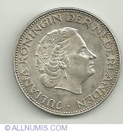 Image #1 of 2 1/2 Gulden 1961