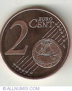 Image #2 of 2 Euro Cent 2011