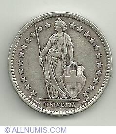 Imaginea #1 a 2 Franci 1944
