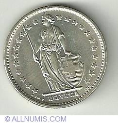 2 Francs 1967