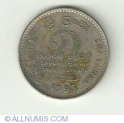Image #1 of 2 Rupees 1993