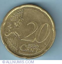 Image #2 of 20 Eurocent 2008