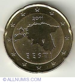 Image #1 of 20 Euro Cent 2011