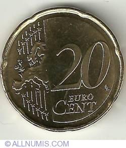 Image #2 of 20 Euro Cent 2011