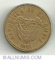 Imaginea #1 a 20 Pesos 1991