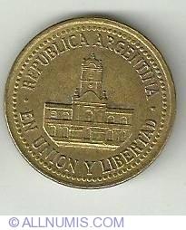 Image #1 of 25 Centavos 1992