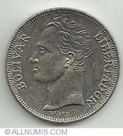 Imaginea #1 a 5 Bolivares 1987