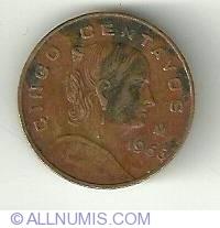 Imaginea #1 a 5 Centavos 1966