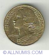Image #2 of 5 Centimes 1995